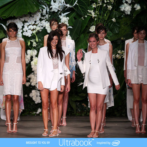 Pictures and Runway Review of Bec & Bridge Spring Summer 2012-2013 Mercedes Benz Fashion Week Australia Catwalk Show
