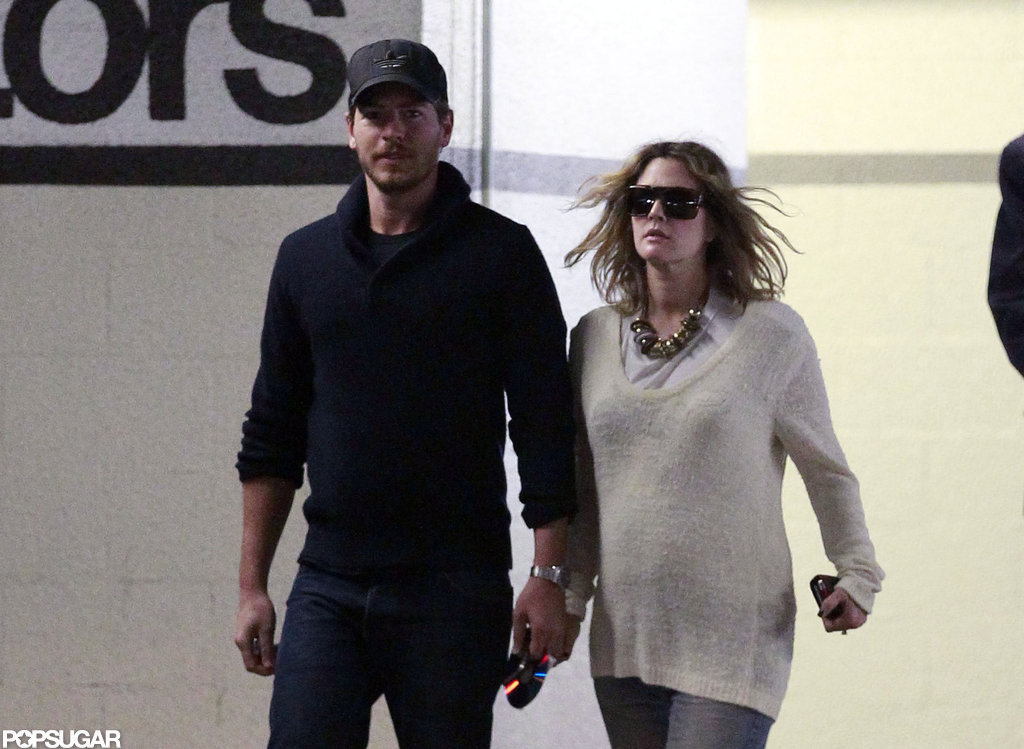 Drew Barrymore and Will Kopelman were out in LA.