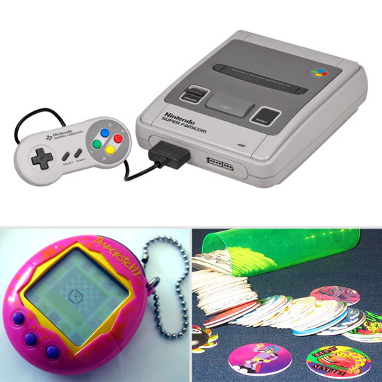 9 Geeky Toys From the '90s