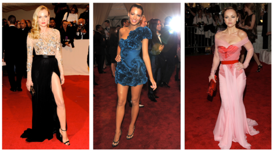 See Our Favorite Met Ball Gowns From Galas Past!