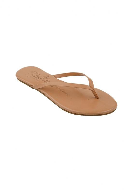 Tkees Foundation Leather Sandal ($48)
