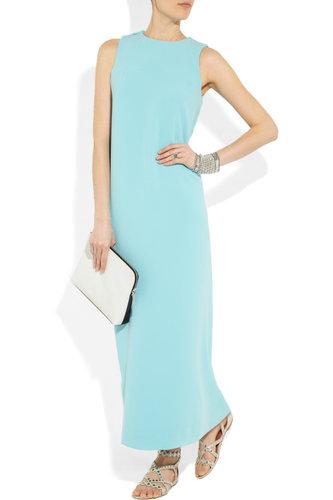 Diane von Furstenberg|Niabi crepe maxi dress|NET-A-PORTER.COM