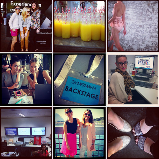 Catch up on PopSugar, FabSugar and BellaSugar Australia's Fashion Week in Pictures