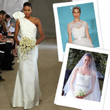 The ultimate wedding guide — gowns for every bride, accessories for every dress!