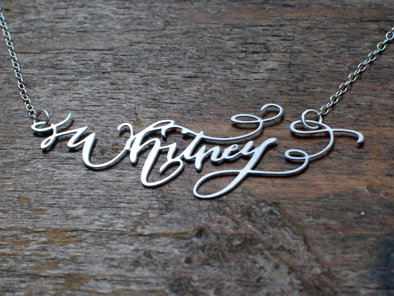 Brevity Necklace