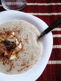 Breakfast: Buckwheat Porridge