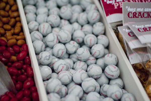 Baseball Candies
