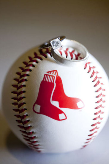 Rings on a Baseball