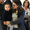 Miranda Kerr Mother's Day Pictures With Flynn Bloom