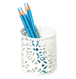 Brocade Pencil Holder