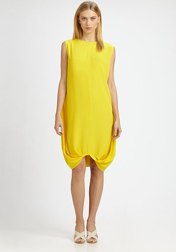 Zero Maria Cornejo blouson dress ($895)