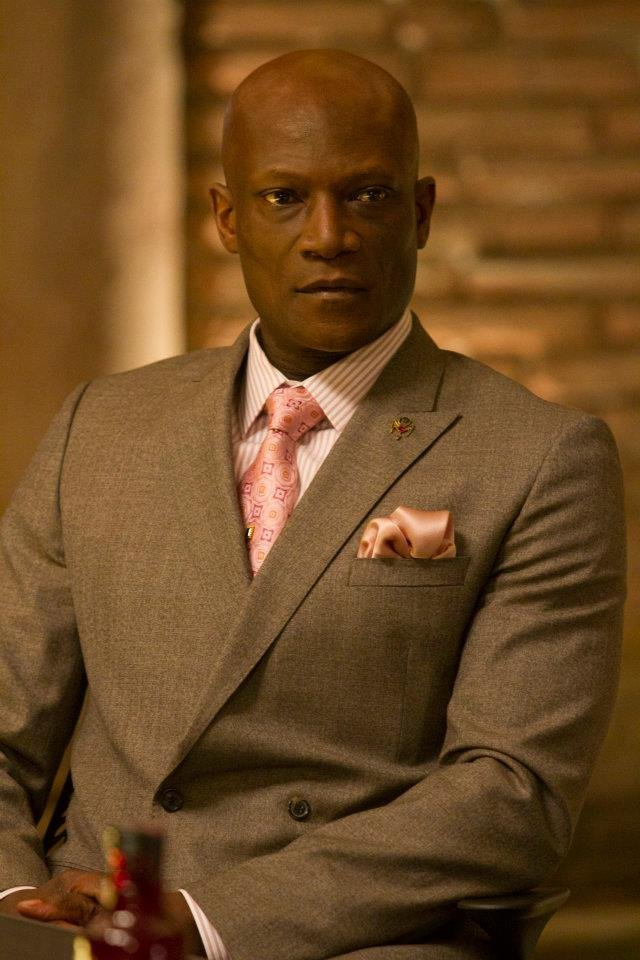 Peter Mensah as Kibwe on True Blood. Photo courtesy of HBO