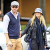 Blake Lively and Ryan Reynolds Pictures in Vancouver