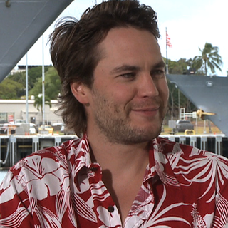 Taylor Kitsch Battleship Interview (Video)