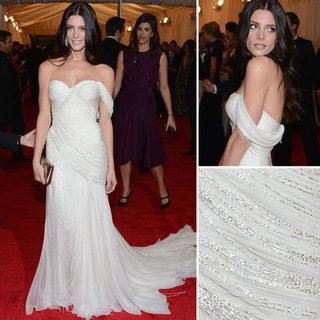 Ashley Greene at Met Gala 2012