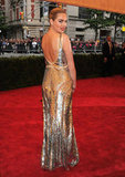 Kate Upton's Michael Kors dress.