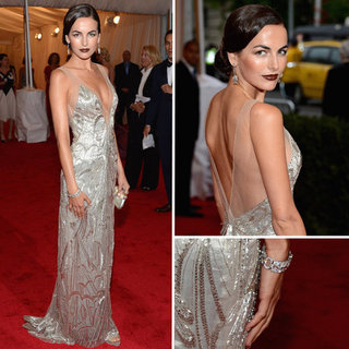 Camilla Belle at Met Gala 2012
