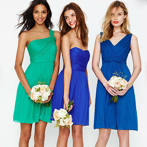 Best Bridesmaid Dresses 2012