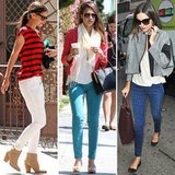 "20 Stylish Denim-Clad Celeb Mothers Prove These Are Not Your Average ""Mom Jeans"""