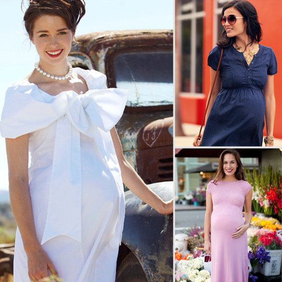 7 Unexpected Sources For Maternity Clothes
