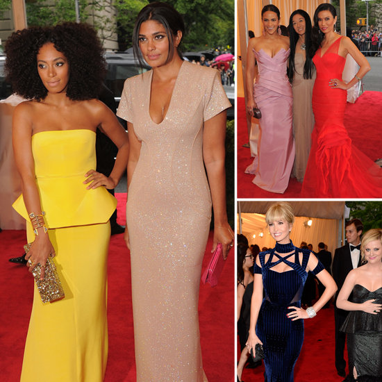 Stylish Women Celebrate Two of Fashion's Female Icons at the Met Gala