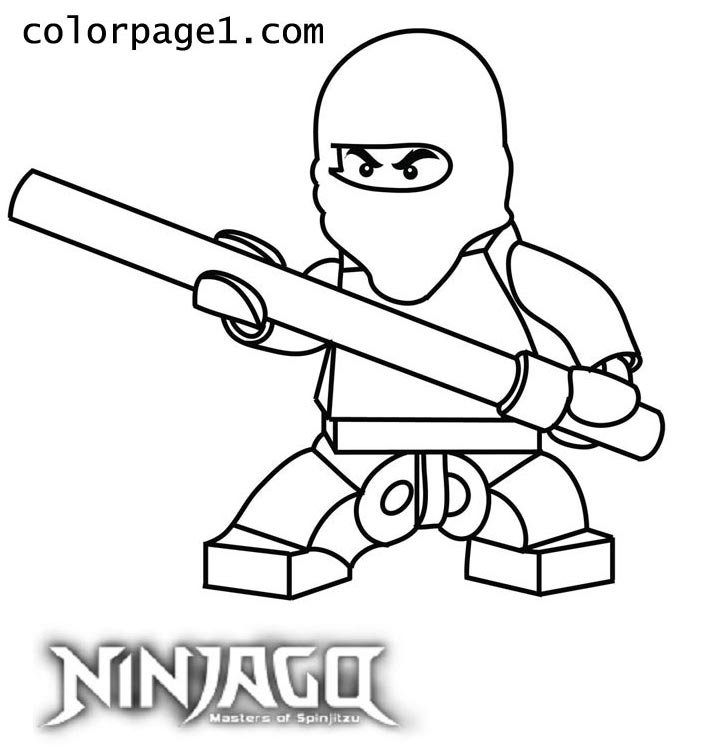 Ninjago Coloring Pages http://www.colorpage1.com/Ninjago-Coloring-Pages-23004636