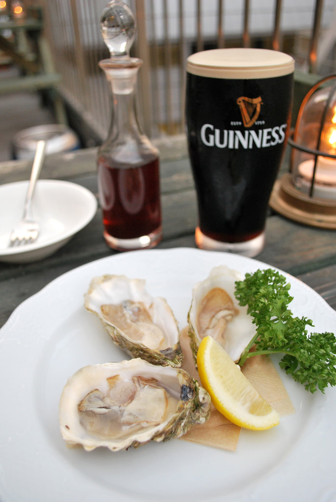 Ireland: Guinness and Oysters