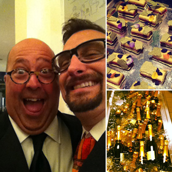 Our Favorite Twitter Pics From the Beard Awards
