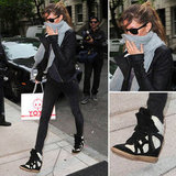 Gisele Bundchen Rocks Isabel Marant Sneakers — 8 High-Tops You Need Now!