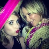 Emma Roberts dressed up for Cinco de Mayo.  Source: Instagram user emmaroberts6