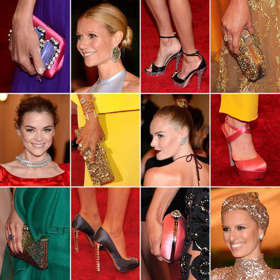 Met Gala 2012: The Accessories