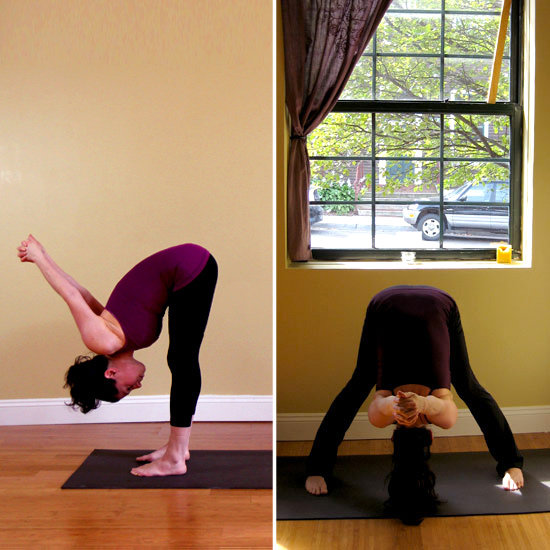 Which hamstring-stretching pose do you like best?