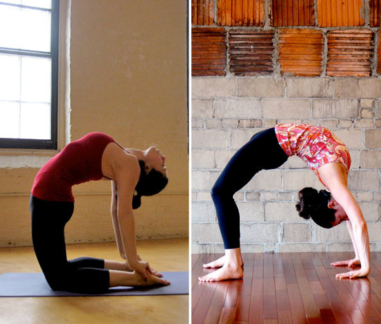 Which of these backbends do you prefer?