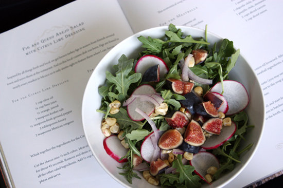 Mexican Fig and Radish Salad
