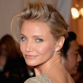 Cameron Diaz's Beauty Look at the 2012 Met Costume Institute Gala: