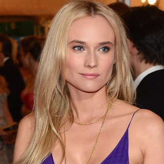 Diane Kruger's Beauty Look at the 2012 Met Costume Institute Gala