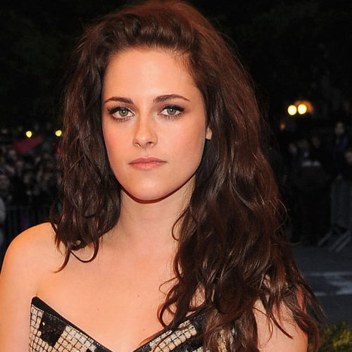 Kristen Stewart's Beauty Look at the 2012 Met Costume Institute Gala