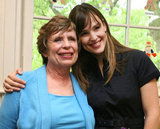 Jennifer Garner and her mom, Pat, attended a press conference to launch the State of the World's Mothers Report at the Rosemount Center in May 2009.