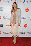Mira Sorvino was already a mom to three kids before giving birth to Lucia last week.