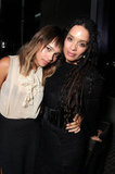 Zoe Kravitz shared a hug with her mum, Lisa Bonet, at the August 2011 LA premiere of Conan the Barbarian.