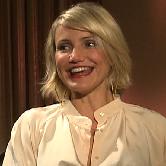 Cameron Diaz and Matthew Morrison Interview on What to Expect When You're Expecting