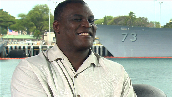 Battleship Star and Real-Life Veteran Greg Gadson Shares His Inspiring Story