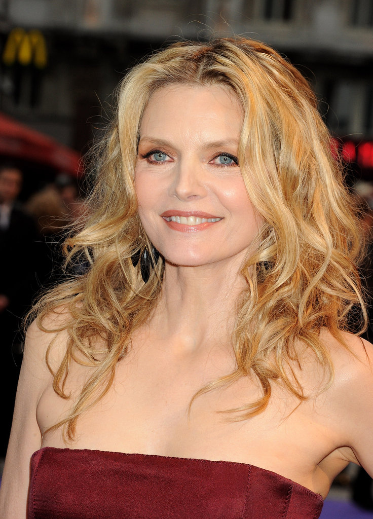 Michelle Pfeiffer looked stunning as ever when she arrived at the Empire Leicester Square in London.