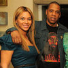 Cute Beyonce and Jay-Z Pictures at Erica Reid Book Launch