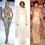 Sheer Pants Spring 2012 Trend