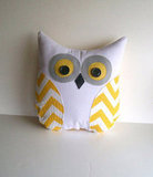 Whimsy Sweet Whimsy Owl Pillow ($29)