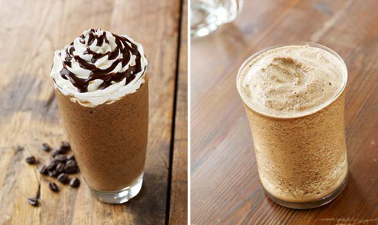 Instead of -16-oz. Java Chip Frappuccino Blended Beverage: Coffee with ...