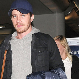 Kirsten Dunst and Garrett Hedlund Pictures Together