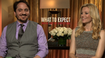 Elizabeth Banks and Ben Falcone on New Parent Freakouts and the Extra Who Went Into Labour on Set