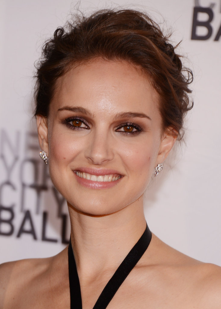 Natalie Portman looked glamorous at New York City Ballet's 2012 Spring Gala.